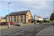 TL3142 : Litlington Congregational Church by John Sutton