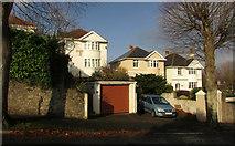 SX9065 : Houses on Parkhurst Road, Torre by Derek Harper
