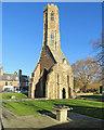 TF6219 : King's Lynn: Greyfriars Tower by John Sutton