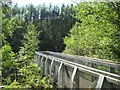 NH2078 : Viewing  platform  out  over  Corrieshalloch  Gorge by Martin Dawes