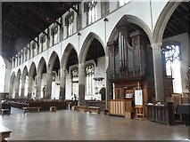 TF6120 : St Nicholas' Chapel, King's Lynn by David Smith