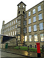 SE1835 : Bradford Industrial Museum - clock tower by Stephen Craven