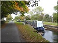 N3456 : Lock 29 on the Royal Canal by Oliver Dixon