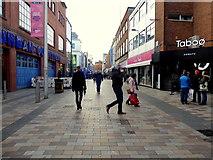 J3474 : Ann Street, Belfast by Kenneth  Allen