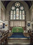TL4196 : St Peter, March - Chancel by John Salmon