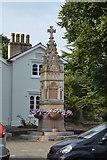 SU7682 : Drinking Fountain, Hart St by N Chadwick
