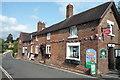 SO7680 : Arley Post Office by Fabian Musto
