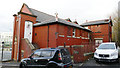 SD8913 : St Chad's Fold, Baron Street, Rochdale by Stephen Craven