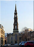 NS2776 : Nelson Street Church by Thomas Nugent
