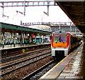 ST3088 : Class 175 dmu at platform 2, Newport station by Jaggery