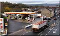 ST3089 : Recently refurbished Shell filling station, Malpas Road, Crindau,  Newport by Jaggery
