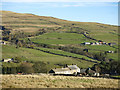 NY8538 : Rough pastures above Irestone by Mike Quinn