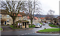 SE4597 : Road through Osmotherley by Trevor Littlewood