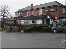 ST3091 : Parc y Prior, Almond Drive, Malpas, Newport by Jaggery