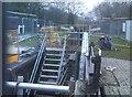 SO8595 : Lock Steps by Gordon Griffiths