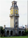 SU9085 : The Clock Tower at Cliveden House by Steve Daniels