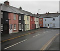 SO0428 : Free Street towards Little Free Street, Brecon by Jaggery
