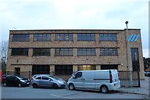 TQ1070 : SSS offices on Hanworth Road, Sunbury by David Howard