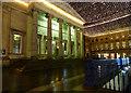 NS5965 : Royal Exchange Square at night : Week 48
