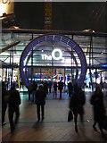 TQ3979 : Entrance to the O2 Arena by Rod Allday