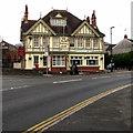 ST1494 : Ye Olde Royal Oak, Ystrad Mynach by Jaggery