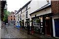 SJ4912 : The Loggerheads, Shrewsbury by John Winder