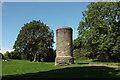 ST5674 : Ventilation tower, Clifton Down by Derek Harper