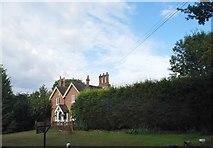 TQ1738 : Sawyers Cottage on Rusper Road by David Howard
