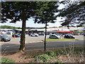 SX0552 : Car Park for Cornish Market World by Stephen Craven
