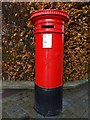 SO8318 : Queen Victoria pillar box by Philip Halling
