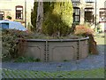 SK4252 : Former water trough, Park Mews, Riddings by Alan Murray-Rust