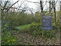 SK4352 : Pye Bridge Pond by Alan Murray-Rust