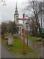 TQ3777 : St Paul's Church, Deptford by Stephen McKay