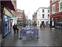 SK5739 : A stroll round Nottingham City Centre (45) by Basher Eyre