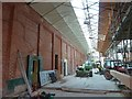 SO1091 : Newtown Market Hall - January 2015 by Penny Mayes