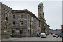 SX4653 : Royal William Yard - Melville building by N Chadwick