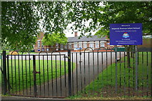 SK5603 : Imperial Avenue Infant School by Roger Templeman