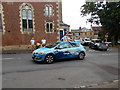 SP1925 : Google Street View car in Stow-on-the-Wold by Jaggery