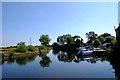 SK4925 : River Soar near Kegworth by John Winder