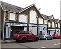 ST1494 : Fortuna Bingo hall, Bedwlwyn Road, Ystrad Mynach by Jaggery