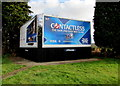 SS6697 : JCDecaux advertising site, Neath Road, Swansea   by Jaggery
