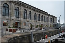 SX4653 : Royal William Yard - brewery by N Chadwick