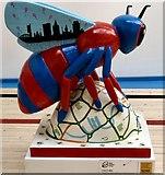 SJ8798 : Hocs Bee by Gerald England