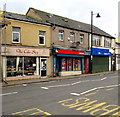 SO1107 : The Cake Shop, 68 High Street, Rhymney by Jaggery