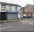 SO1107 : Kaler Food & Wine, High Street, Rhymney by Jaggery