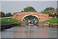 SK4930 : Redhill Lock north-west of Ratcliffe on Soar, Nottinghamshire by Roger  Kidd