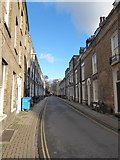 TL4457 : A round the colleges route to Downing Street (10) by Basher Eyre