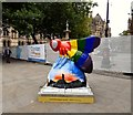 SJ8398 : This is Manchester by Gerald England