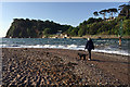SX9372 : Early morning walks, The Point, Teignmouth by Robin Stott