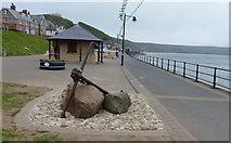 TA1280 : Anchor and promenade in Filey by Mat Fascione